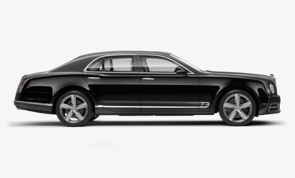 New 2020 Bentley Mulsanne Speed for sale $400,045 at Maserati of Westport in Westport CT 06880 2