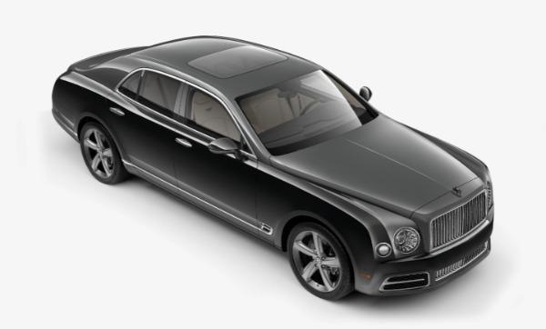 New 2020 Bentley Mulsanne Speed for sale $400,045 at Maserati of Westport in Westport CT 06880 5