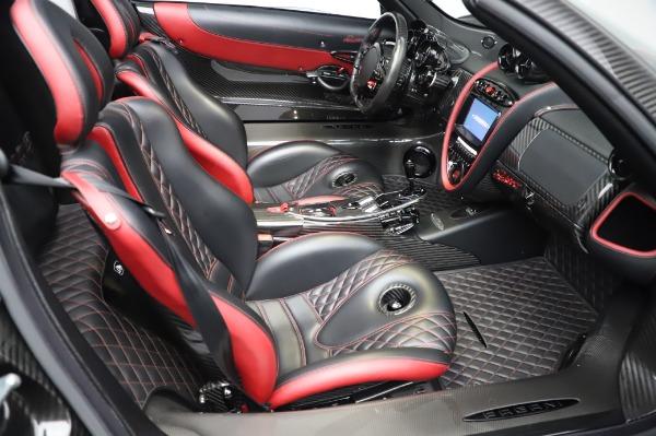 Used 2017 Pagani Huayra Roadster for sale Call for price at Maserati of Westport in Westport CT 06880 27