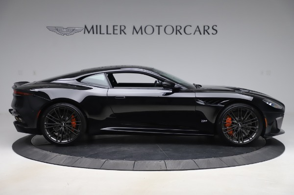 New 2020 Aston Martin DBS Superleggera Coupe for sale $328,786 at Maserati of Westport in Westport CT 06880 10