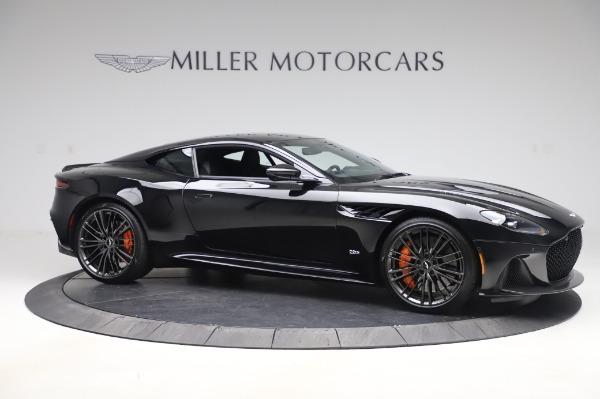 New 2020 Aston Martin DBS Superleggera Coupe for sale $328,786 at Maserati of Westport in Westport CT 06880 11