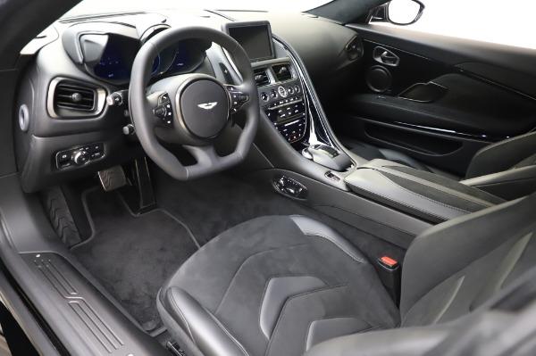 New 2020 Aston Martin DBS Superleggera Coupe for sale $328,786 at Maserati of Westport in Westport CT 06880 13