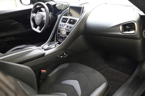 New 2020 Aston Martin DBS Superleggera Coupe for sale $328,786 at Maserati of Westport in Westport CT 06880 17