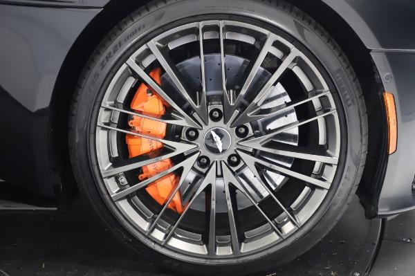 New 2020 Aston Martin DBS Superleggera Coupe for sale $328,786 at Maserati of Westport in Westport CT 06880 22