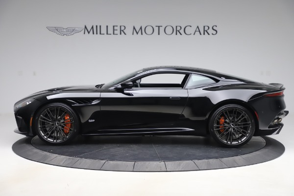 New 2020 Aston Martin DBS Superleggera for sale $328,786 at Maserati of Westport in Westport CT 06880 4