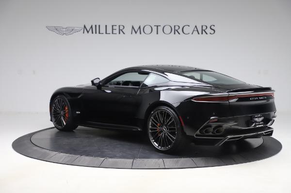 New 2020 Aston Martin DBS Superleggera Coupe for sale $328,786 at Maserati of Westport in Westport CT 06880 6