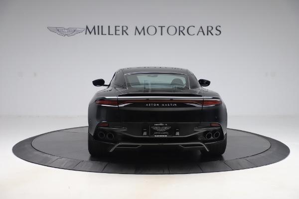 New 2020 Aston Martin DBS Superleggera Coupe for sale $328,786 at Maserati of Westport in Westport CT 06880 7
