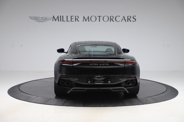 New 2020 Aston Martin DBS Superleggera for sale $328,786 at Maserati of Westport in Westport CT 06880 7