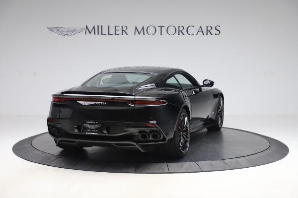 New 2020 Aston Martin DBS Superleggera Coupe for sale $328,786 at Maserati of Westport in Westport CT 06880 8