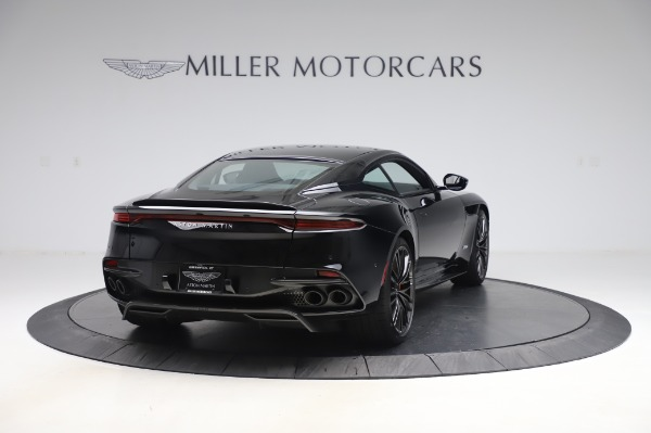 New 2020 Aston Martin DBS Superleggera for sale $328,786 at Maserati of Westport in Westport CT 06880 8