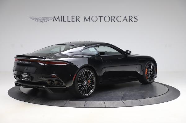 New 2020 Aston Martin DBS Superleggera Coupe for sale $328,786 at Maserati of Westport in Westport CT 06880 9