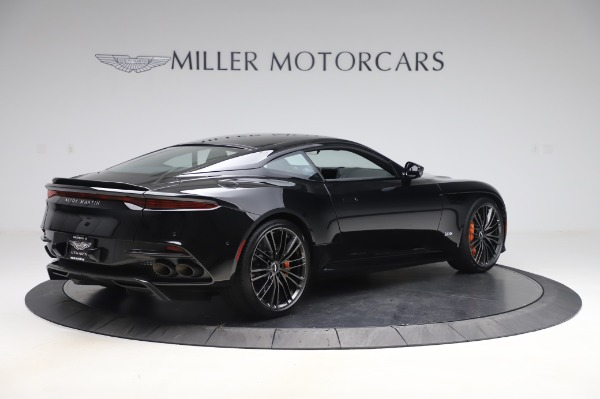 New 2020 Aston Martin DBS Superleggera for sale $328,786 at Maserati of Westport in Westport CT 06880 9