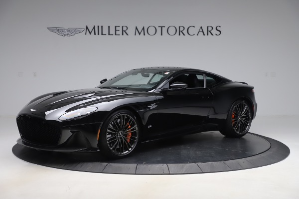 New 2020 Aston Martin DBS Superleggera for sale $328,786 at Maserati of Westport in Westport CT 06880 1