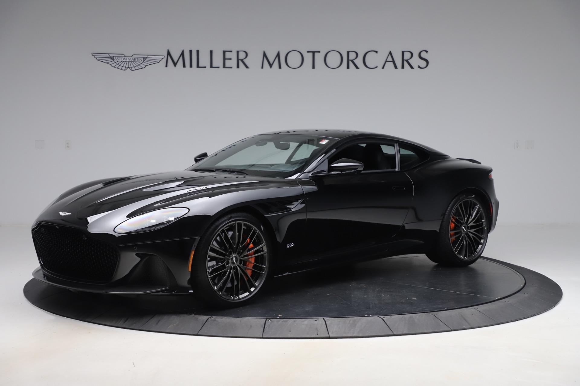 New 2020 Aston Martin DBS Superleggera Coupe for sale $328,786 at Maserati of Westport in Westport CT 06880 1