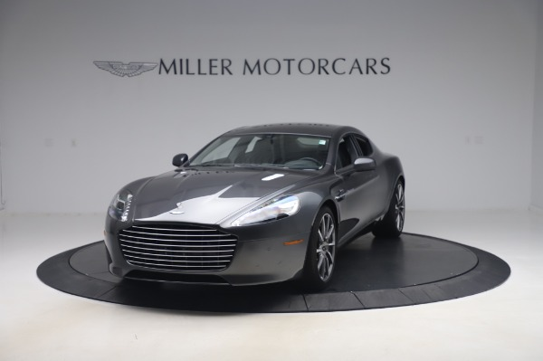 Used 2015 Aston Martin Rapide S Sedan for sale $109,900 at Maserati of Westport in Westport CT 06880 12