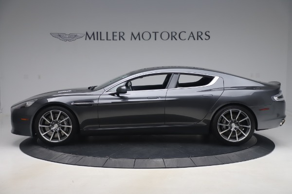 Used 2015 Aston Martin Rapide S Sedan for sale $109,900 at Maserati of Westport in Westport CT 06880 2