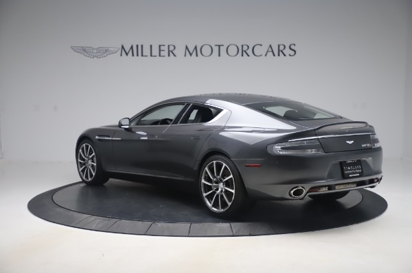 Used 2015 Aston Martin Rapide S Sedan for sale $109,900 at Maserati of Westport in Westport CT 06880 4
