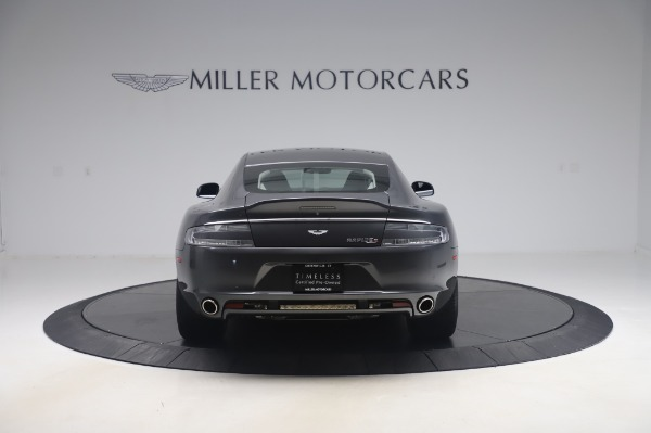 Used 2015 Aston Martin Rapide S Sedan for sale $109,900 at Maserati of Westport in Westport CT 06880 5