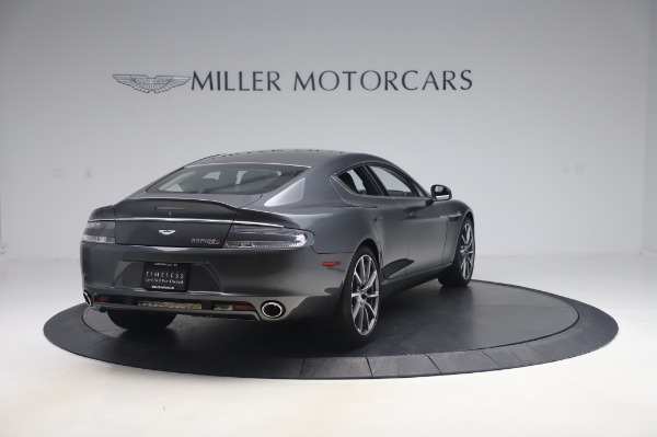 Used 2015 Aston Martin Rapide S Sedan for sale $109,900 at Maserati of Westport in Westport CT 06880 6