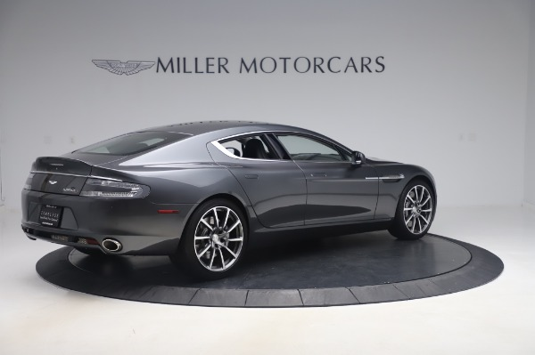 Used 2015 Aston Martin Rapide S Sedan for sale $109,900 at Maserati of Westport in Westport CT 06880 7
