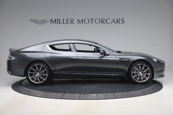 Used 2015 Aston Martin Rapide S Sedan for sale $109,900 at Maserati of Westport in Westport CT 06880 8