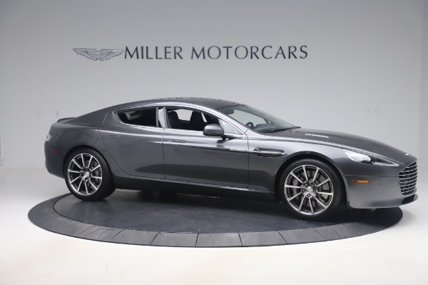 Used 2015 Aston Martin Rapide S Sedan for sale $109,900 at Maserati of Westport in Westport CT 06880 9