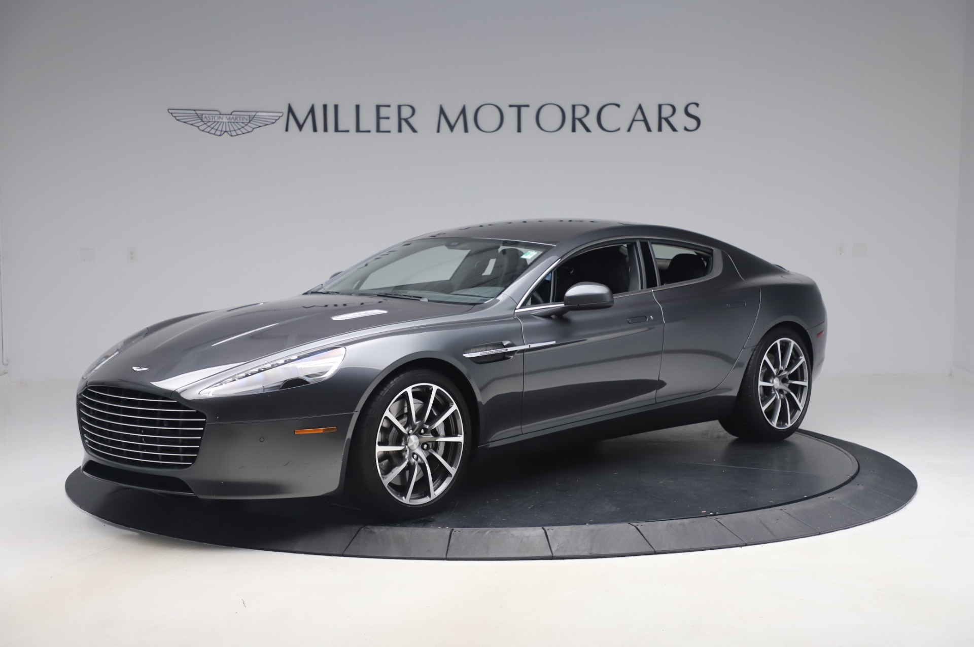 Used 2015 Aston Martin Rapide S Sedan for sale $109,900 at Maserati of Westport in Westport CT 06880 1