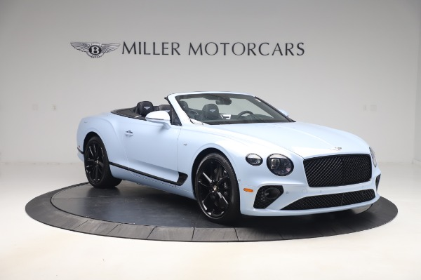 New 2020 Bentley Continental GTC V8 for sale $280,475 at Maserati of Westport in Westport CT 06880 11