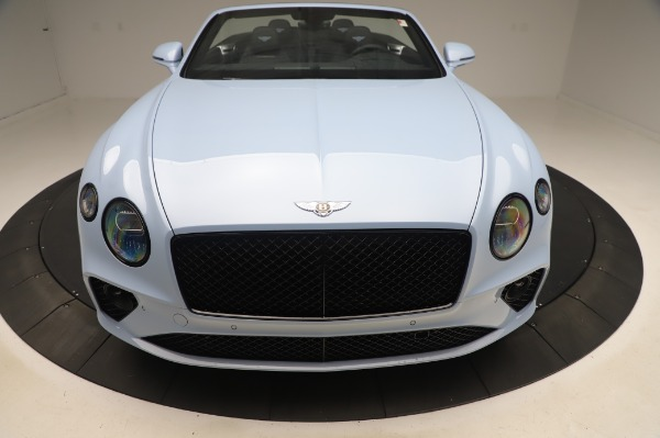 New 2020 Bentley Continental GTC V8 for sale $280,475 at Maserati of Westport in Westport CT 06880 12