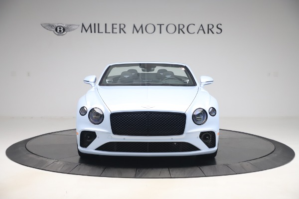 New 2020 Bentley Continental GTC V8 for sale $280,475 at Maserati of Westport in Westport CT 06880 13