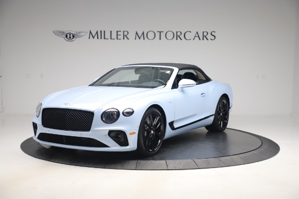 New 2020 Bentley Continental GTC V8 for sale $280,475 at Maserati of Westport in Westport CT 06880 14