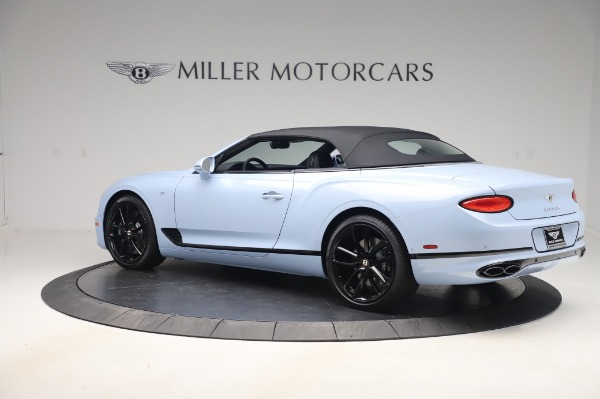 New 2020 Bentley Continental GTC V8 for sale $280,475 at Maserati of Westport in Westport CT 06880 16