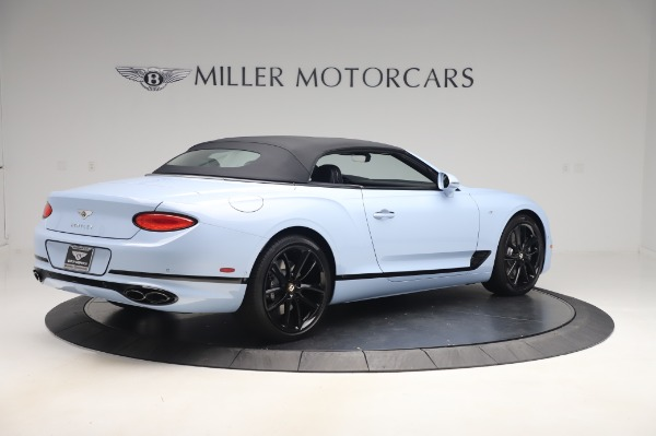 New 2020 Bentley Continental GTC V8 for sale $280,475 at Maserati of Westport in Westport CT 06880 17