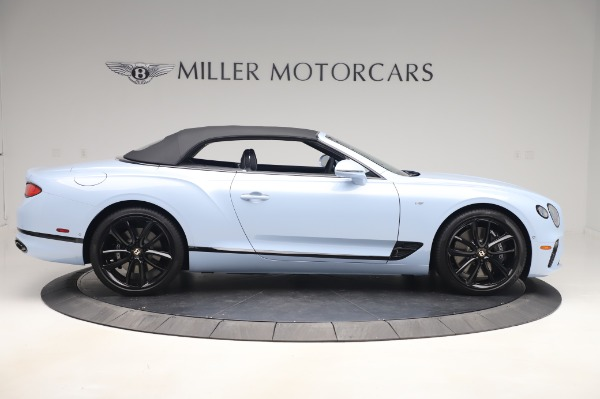 New 2020 Bentley Continental GTC V8 for sale $280,475 at Maserati of Westport in Westport CT 06880 18