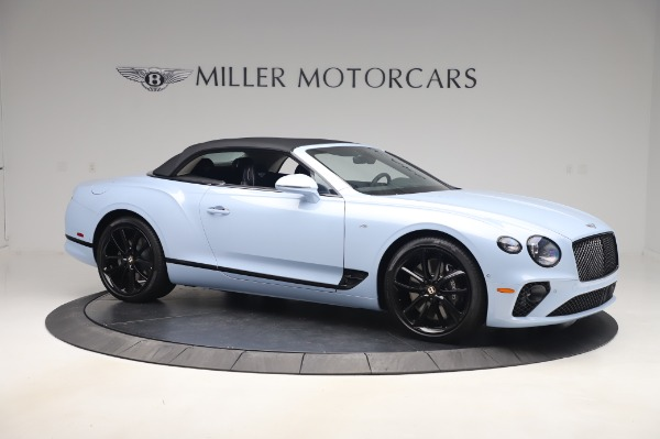 New 2020 Bentley Continental GTC V8 for sale $280,475 at Maserati of Westport in Westport CT 06880 19