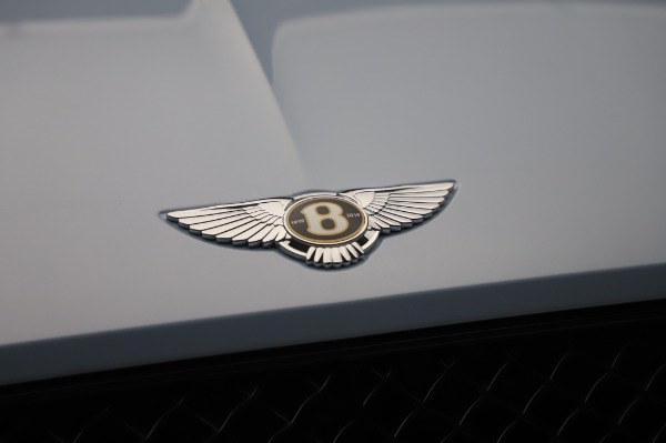 New 2020 Bentley Continental GTC V8 for sale $280,475 at Maserati of Westport in Westport CT 06880 20