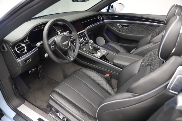 New 2020 Bentley Continental GTC V8 for sale $280,475 at Maserati of Westport in Westport CT 06880 24