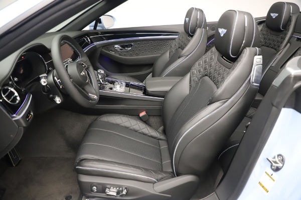 New 2020 Bentley Continental GTC V8 for sale $280,475 at Maserati of Westport in Westport CT 06880 25
