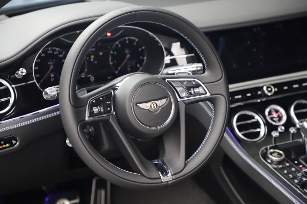 New 2020 Bentley Continental GTC V8 for sale $280,475 at Maserati of Westport in Westport CT 06880 28
