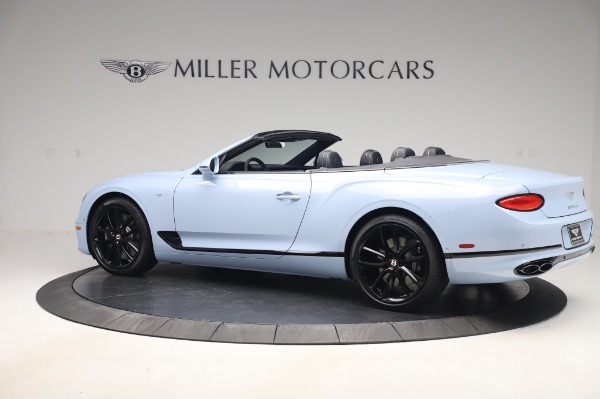 New 2020 Bentley Continental GTC V8 for sale $280,475 at Maserati of Westport in Westport CT 06880 4