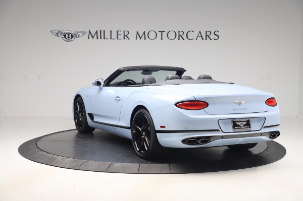 New 2020 Bentley Continental GTC V8 for sale $280,475 at Maserati of Westport in Westport CT 06880 5