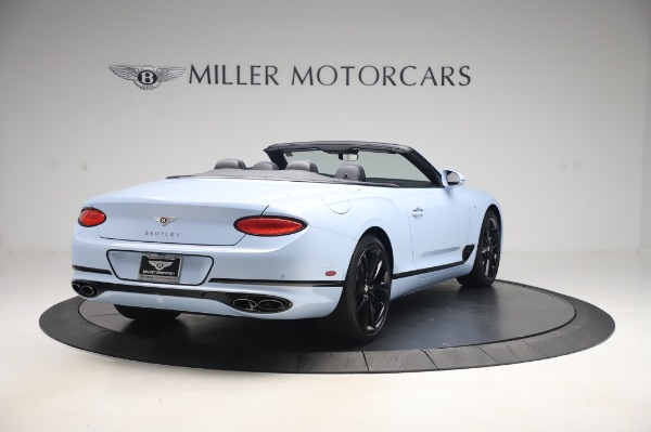 New 2020 Bentley Continental GTC V8 for sale $280,475 at Maserati of Westport in Westport CT 06880 7