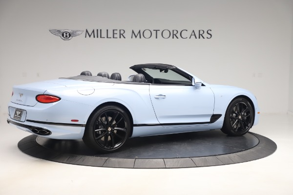 New 2020 Bentley Continental GTC V8 for sale $280,475 at Maserati of Westport in Westport CT 06880 8