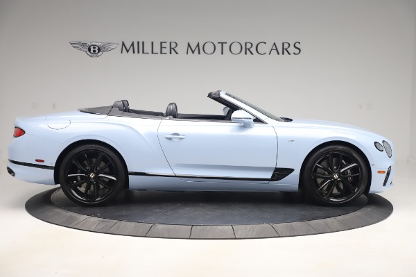 New 2020 Bentley Continental GTC V8 for sale $280,475 at Maserati of Westport in Westport CT 06880 9