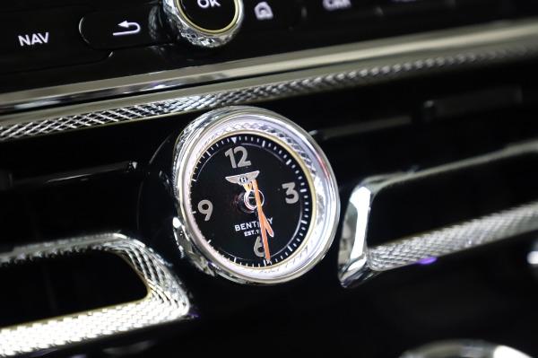 New 2020 Bentley Flying Spur W12 for sale Sold at Maserati of Westport in Westport CT 06880 23