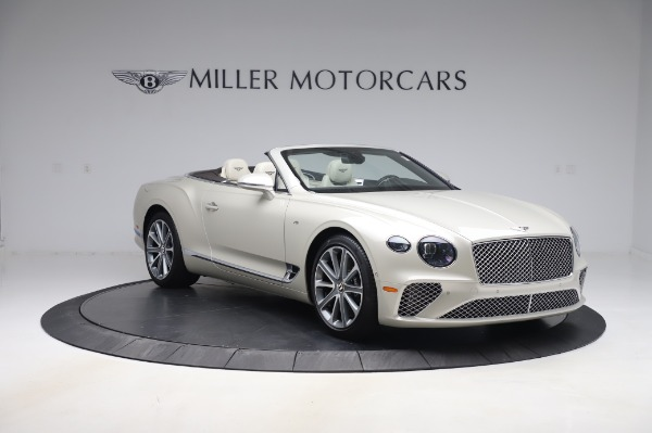 New 2020 Bentley Continental GTC V8 for sale Sold at Maserati of Westport in Westport CT 06880 11