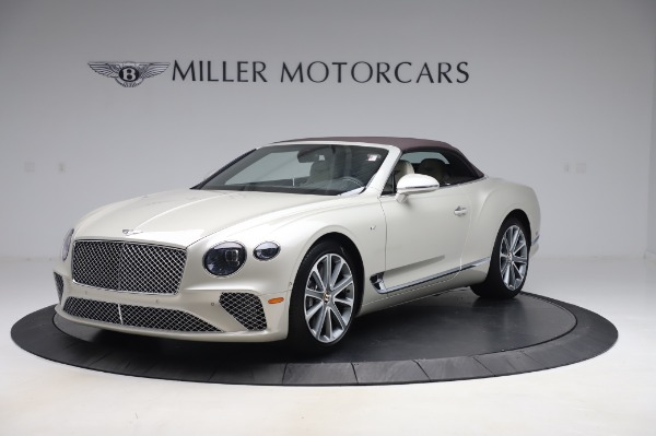 New 2020 Bentley Continental GTC V8 for sale Sold at Maserati of Westport in Westport CT 06880 12