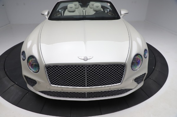 New 2020 Bentley Continental GTC V8 for sale Sold at Maserati of Westport in Westport CT 06880 19