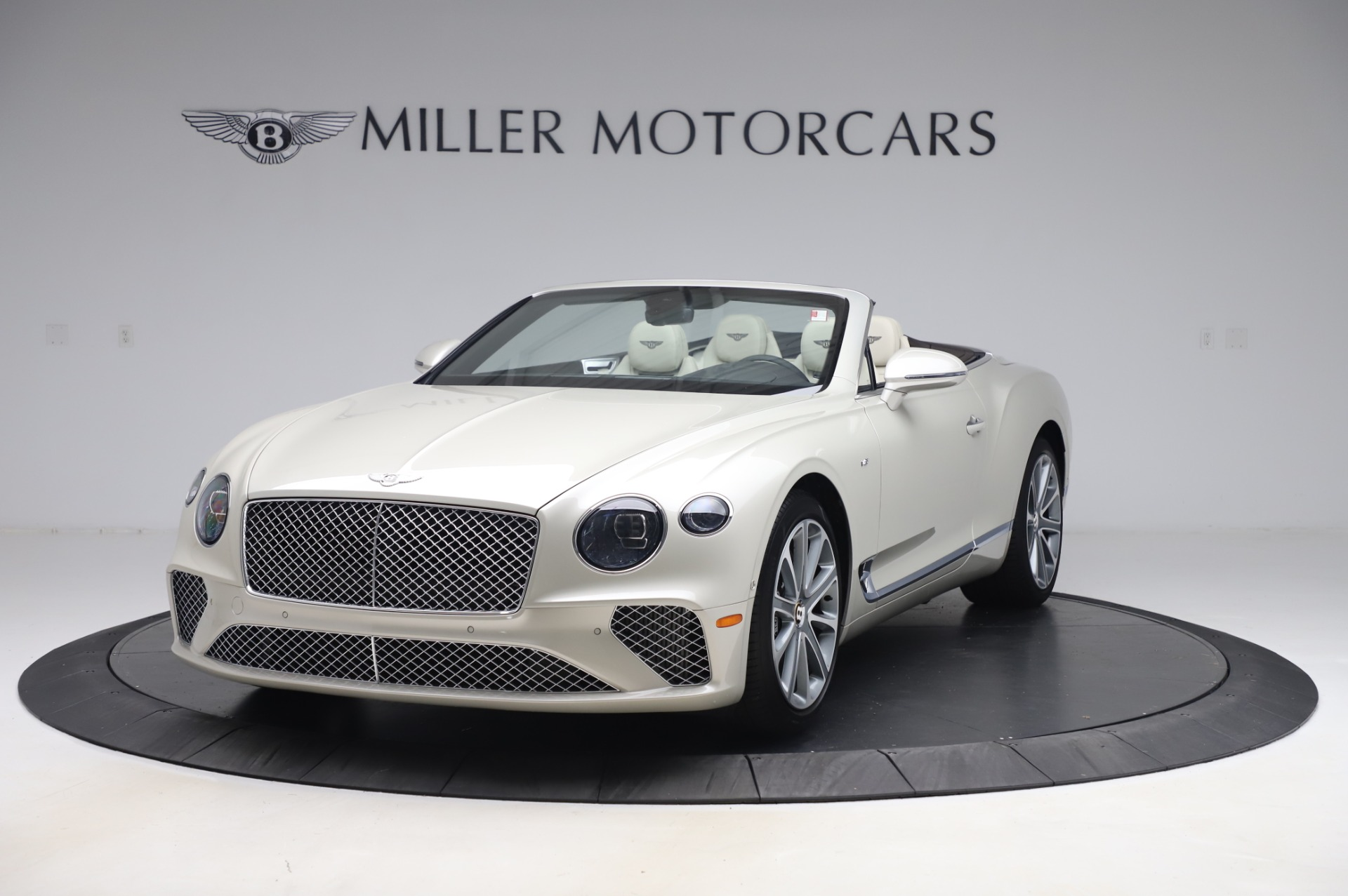 New 2020 Bentley Continental GTC V8 for sale Sold at Maserati of Westport in Westport CT 06880 1