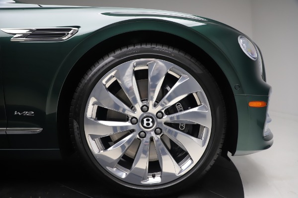 New 2020 Bentley Flying Spur W12 First Edition for sale Sold at Maserati of Westport in Westport CT 06880 14